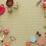 子供と遊ぼう「折り紙」「ヨーヨー」